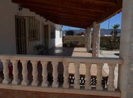 chalet aguilas